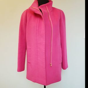 J.Crew Women's City Coat Size 2